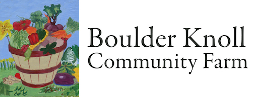 Boulder Knoll Community Farm